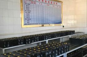 蓄电池充电间应备有的仪表、用具、备品和资料