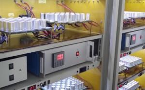 我公司超级电容模组测试用全自动充电机顺利通过验收