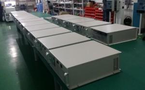 北京昊瑞昌科技有限公司中标吉林部队充电间充电机