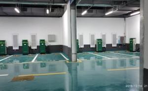 北京市朝阳区电动汽车充电桩充电站项目