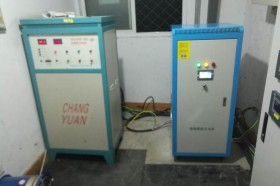 上海市长风公园开展电动船充电机安全知识培训