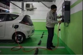 福建省今年将建5.9万个充电桩,包括私人充电桩
