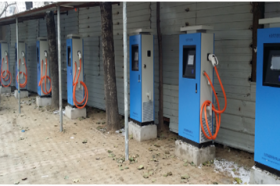 武汉已建充电站400座充电桩10万根