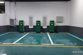 新能源车充电桩进小区难 物业回复:电力负荷不足